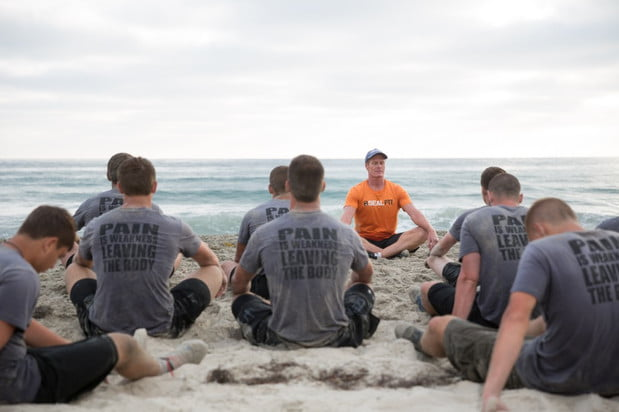SealFit Train like a Navy Seal