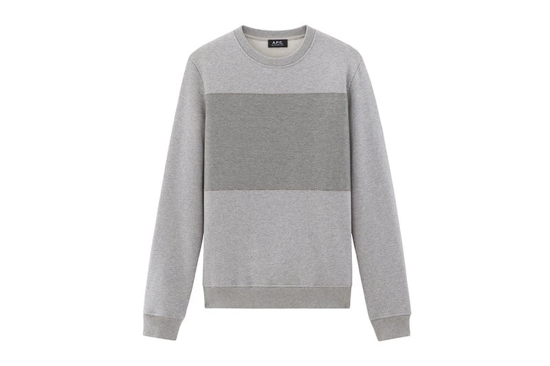 Shine Sweatshirt by A.P.C.