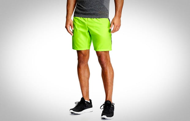 Old Navy, shorts, men's activewear review, men's athleticwear, running