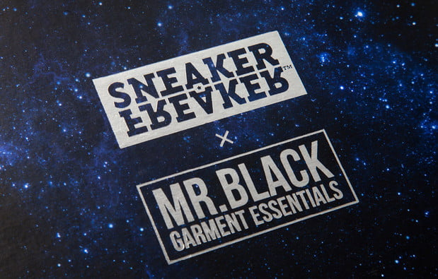 sneaker freaker mr blacks package