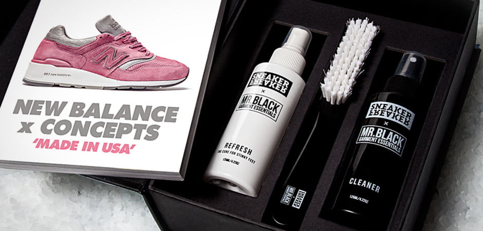 sneaker freaker mr blacks box set
