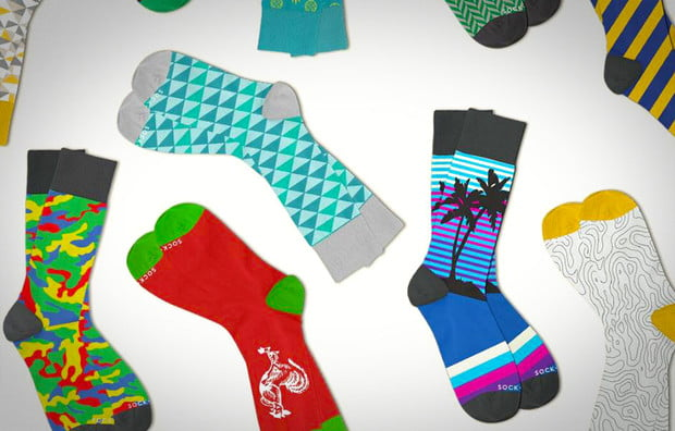 Sock Fancy, sock subscription boxes