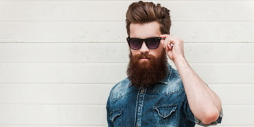 Badass Beard Care, Stock-Man-with-Beard-and-Sunglasses