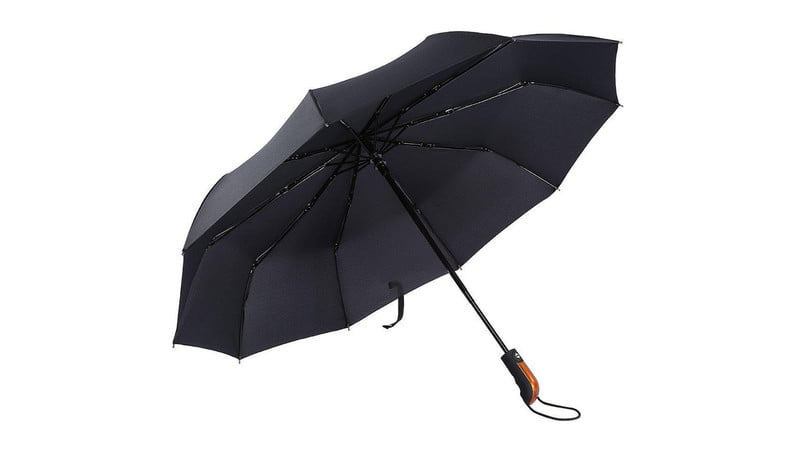 StormProof Unbreakable Travel Umbrella