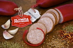 Summer Sausage, charcuterie picnic, charcuterie, meat