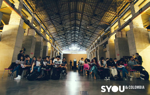 SYOU creative talent conference