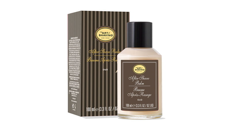 art shaving goes oud taos after shave