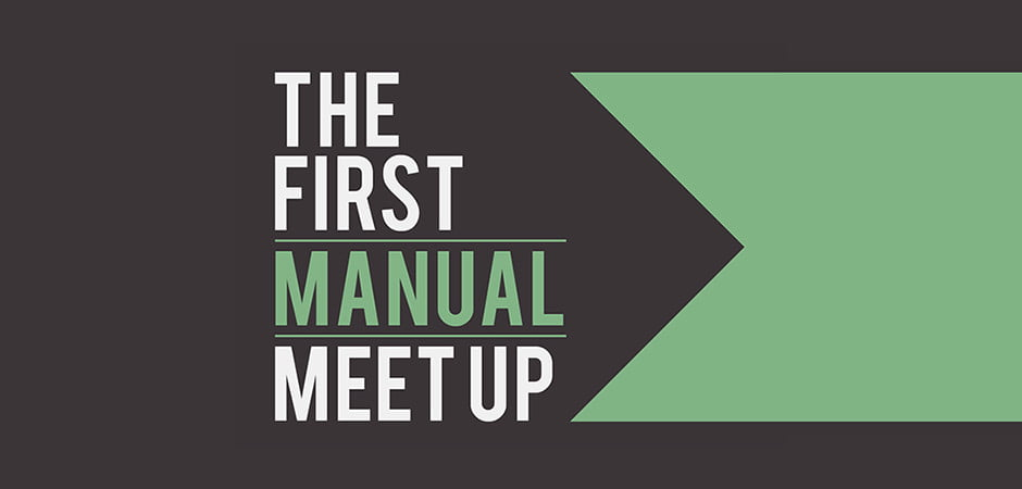The first manual meet up