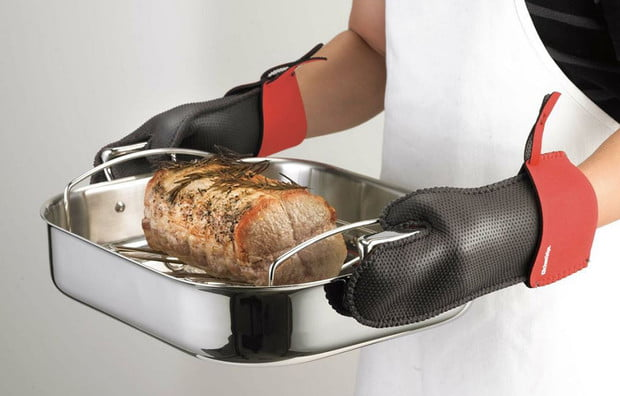 Kitchen Grips Chef's Mitt ()