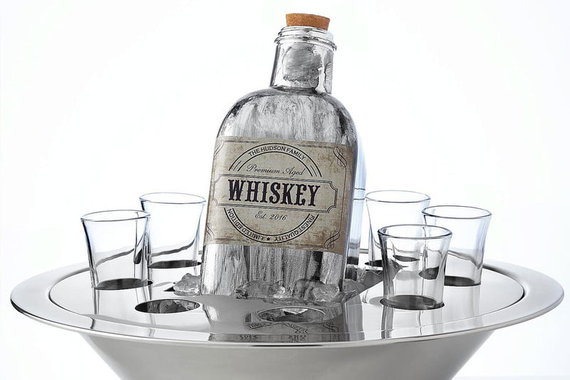 The Ultimate Host Bucket + Decanter Set