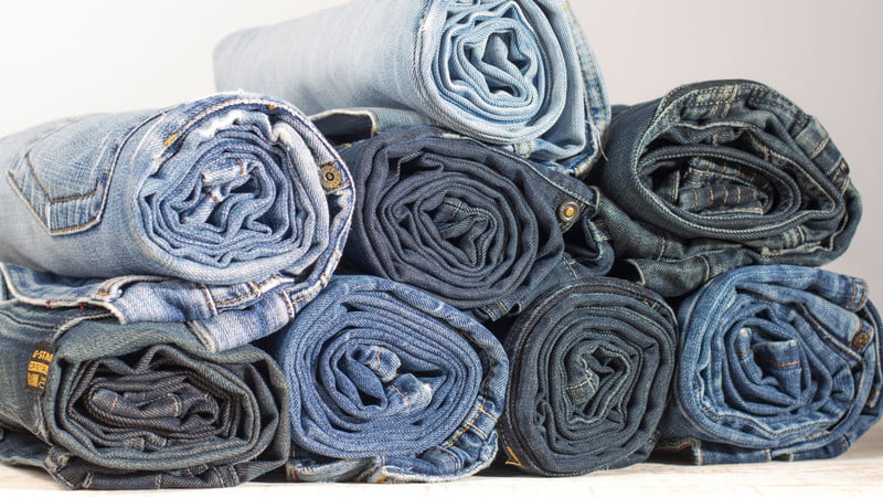 lucky stiffs a guide to raw denim jeans the fabric