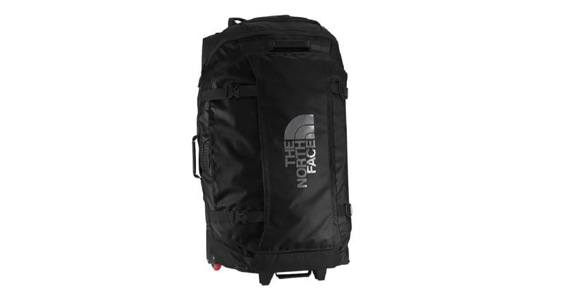 the north face rolling luggage