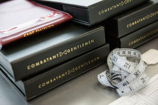made-to-wear style books in combatant gentlemen store