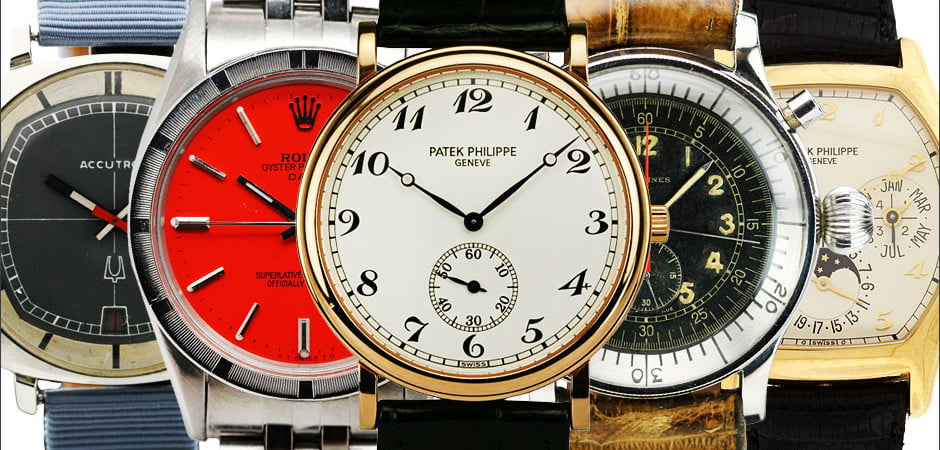 1stDibs Watch Buying Tips