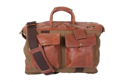 Will Leather Goods Traveller Bag