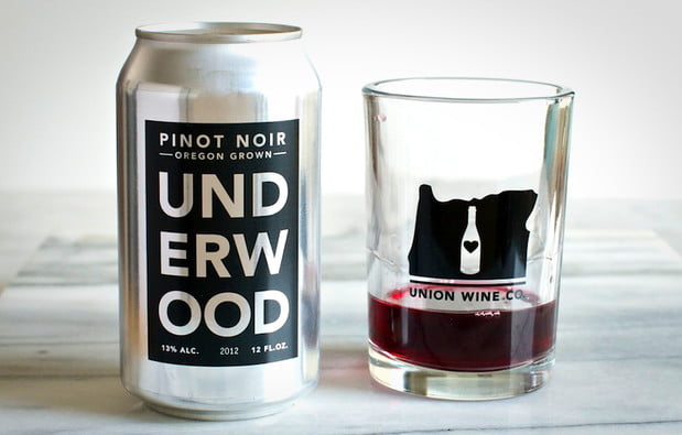 Canned pinot noir oregon