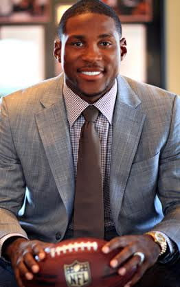 Patrick Peterson Suit