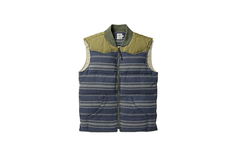 big bend down vest
