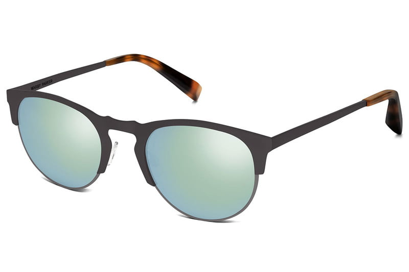 warby parker resort sunglases