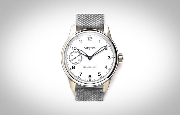 Weiss Standard Issue Field Watch, $950