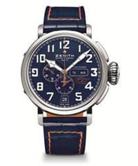 Westbrook's Zenith Pilot Type 20 Calendar Watch.