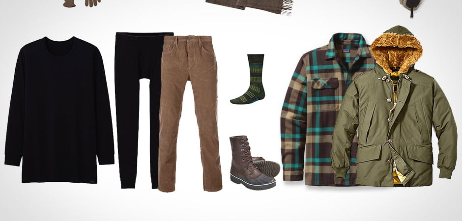 What to Wear: Snow Day