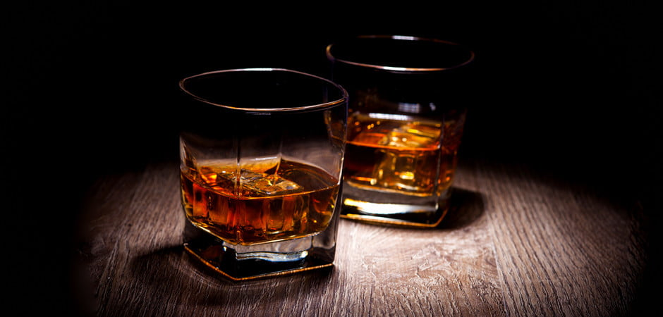 whiskey glasses scotch tumblers
