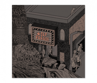 Wolf Parade EP 4 cover