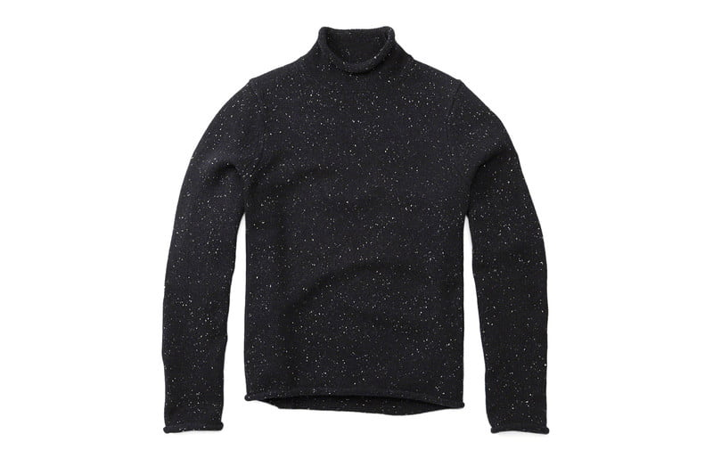 Wool Turtleneck Sweater by ABERCROMBIE & FITCH