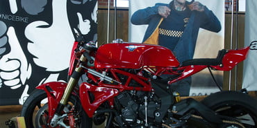 alpinestars at arch motorcycle woolie's custom mv