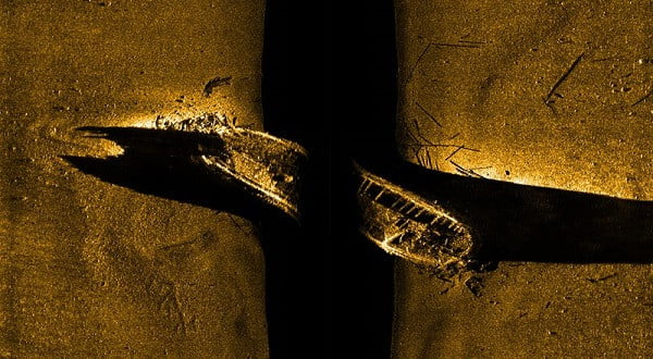 wreck of the hms erebus