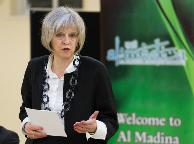 uk investigatory powers surveillance theresa may home office