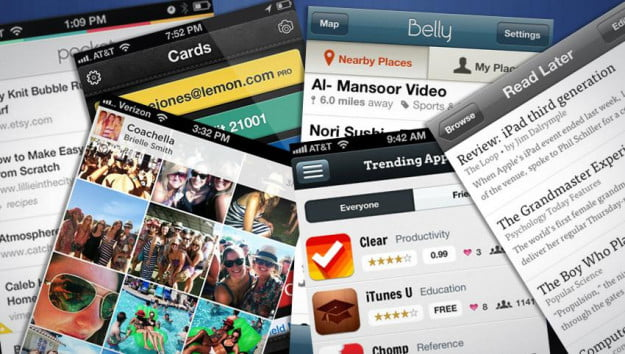 These are the third party apps that iOS 6 just put on notice