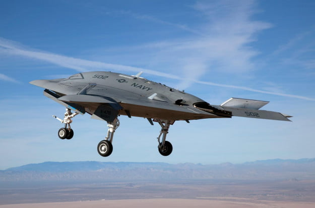 Think the latest military drones are scary header