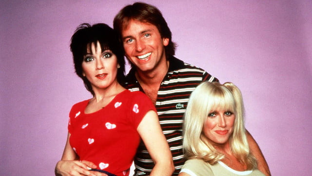 threes company movie new line ritter