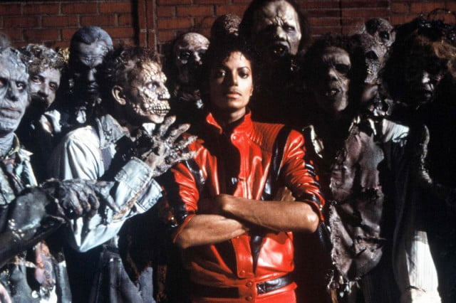 michael jackson last days series thriller