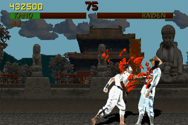 how mortal kombats gruesome fatalities led to video game ratings throwback thursday kombat