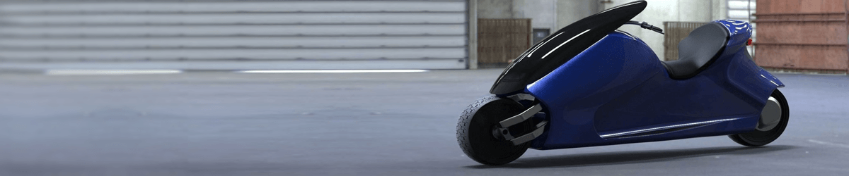 No kickstand needed: The self-balancing GyroCycle will hit the streets in 2017
