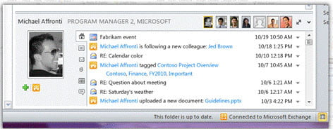 Microsoft Outlook Social Connector (thumb)