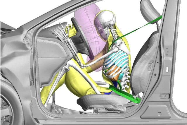 toyota adds child models to virtual crash dummy softwarw thums version  bb fe dbbfc c f cd ec b