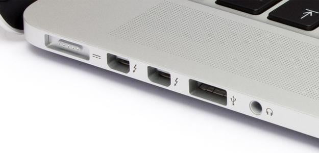 ThunderBolt port alt pc connection