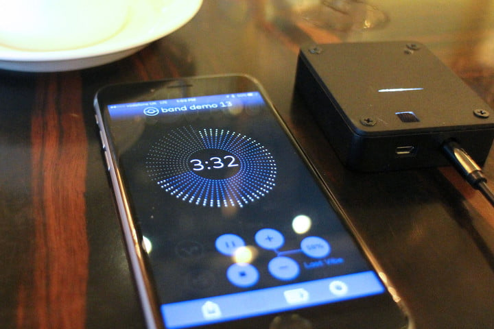 thync relax hands on review phone