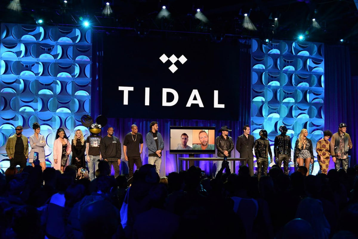 tidal vania schlogel jayz apple billboard announcement