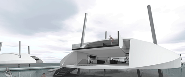 A rising tide lifts all ... houses? Movable stilt homes keep you high and dry