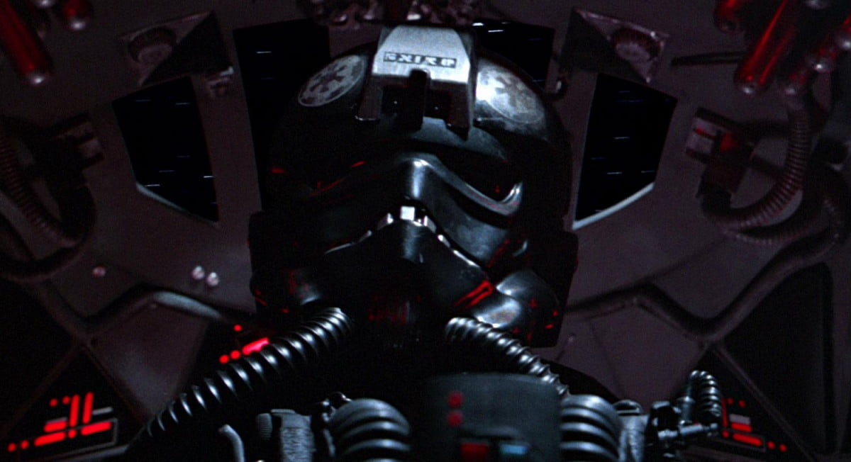 can play two time best star wars games  tie fighter pilot