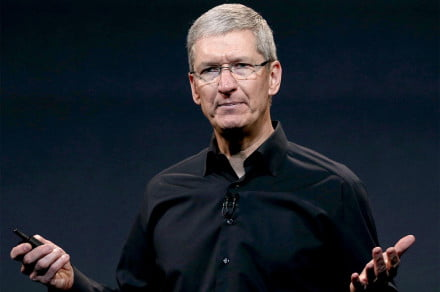 Tim Cook proves it's the
