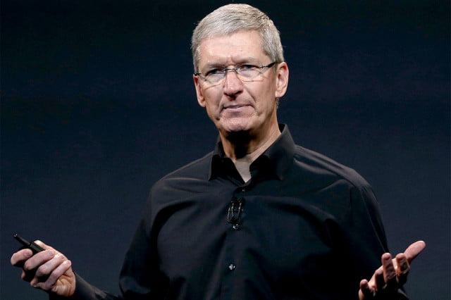 tim cook super bowl twitter picture news