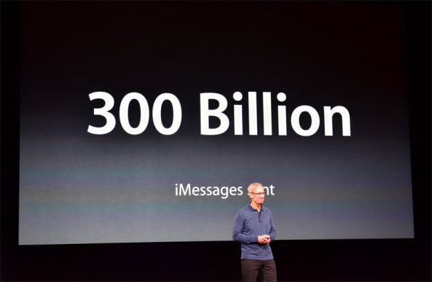 Tim Cook apple 300 billion