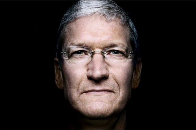 apple ceo tim cook donates about  million in shares to an undisclosed charity