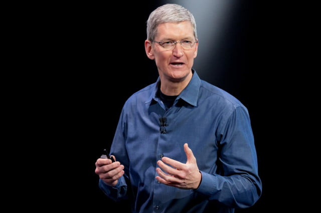 tim cook pledges wealth to charity